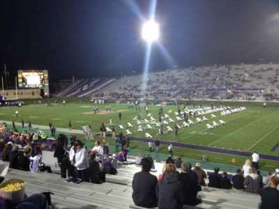 Ryan Field, section: 125, row: 31, seat: 7