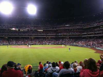Citizens bank park  section 144