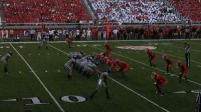 Rice-Eccles Stadium section W14