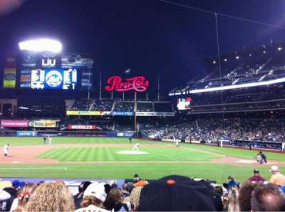 Citi Field, section: 121, row: 13, seat: 9