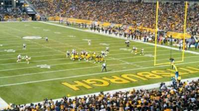 Heinz Field section 219