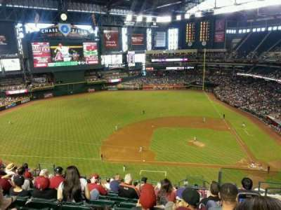 Chase Field section 322