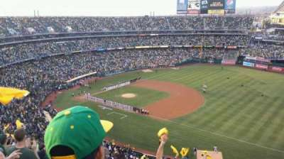Oakland Alameda Coliseum, section: 308, row: 15, seat: 2
