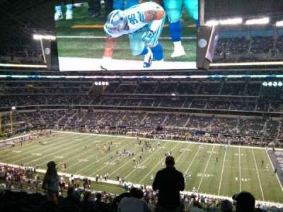 AT&T Stadium, section: C333, row: 13, seat: 9