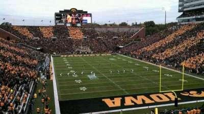 Kinnick Stadium section 137