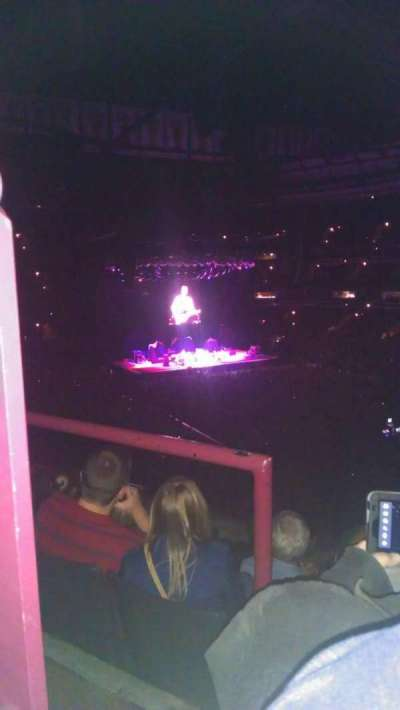United Center, section: 313, row: 5, seat: 5