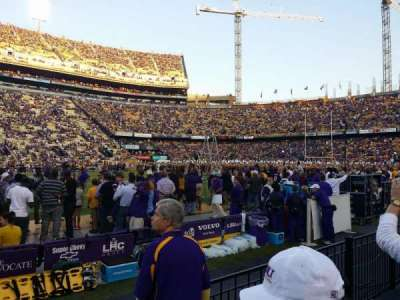 Tiger Stadium, section: 104, row: 2, seat: 2 and 3