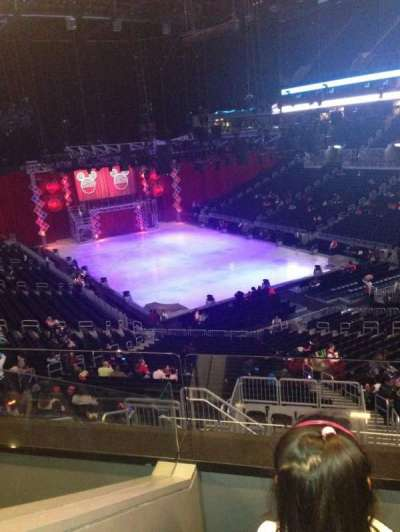 Barclays Center, section: Suite A38, seat: 2