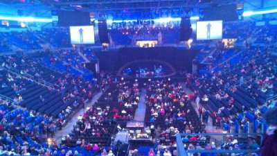 Chaifetz Arena section 209