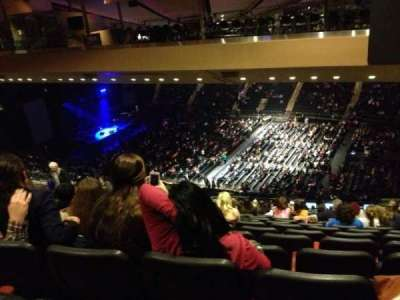Madison Square Garden, section: 226, row: 23, seat: 17