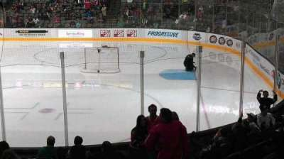 American Airlines Center, section: 104, row: M, seat: 6