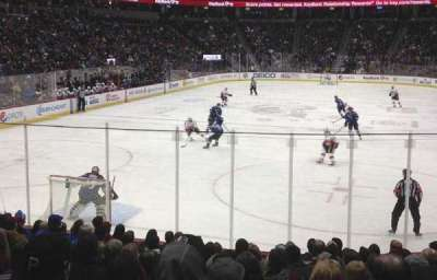 Pepsi Center, section: 134, row: 13, seat: 10