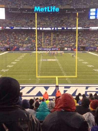 MetLife Stadium, section: 103, row: 27, seat: 17,18,19,2