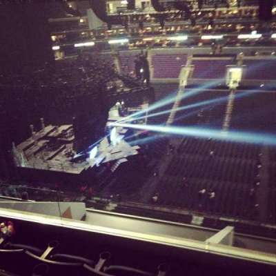 Staples Center , section: 318, row: 10, seat: 15