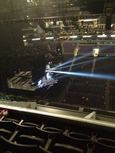 Staples Center, section: 318, row: 10, seat: 15