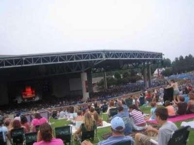PNC Music Pavilion section Lawn