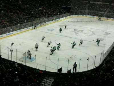 American Airlines Center, section: 224, row: B, seat: 3