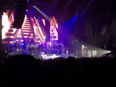 BB&T Pavilion, section: 104, row: R, seat: 7