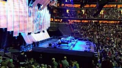 Verizon Center, section: 120, row: S, seat: 16