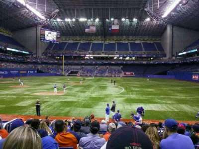 Alamodome, section: 144, row: 11, seat: 17