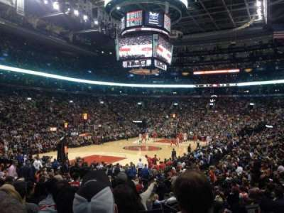 Air Canada Centre, section: 101, row: 15, seat: 3