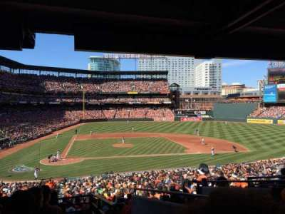 Oriole Park at Camden Yards, section: 27, row: 8, seat: 8