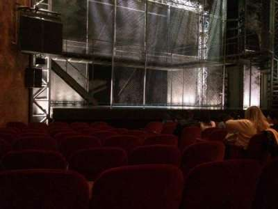 August Wilson Theatre, section: Orchestra, row: J, seat: 5