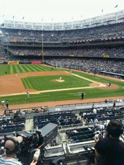 Yankee Stadium section 225