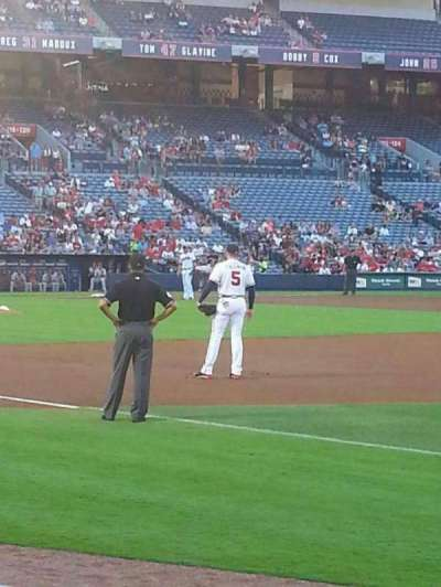 Turner Field section 119R