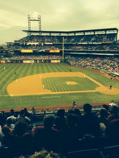 Citizens bank park  section 228