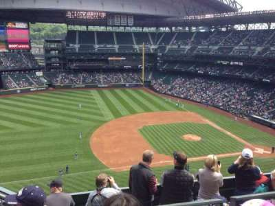 Safeco Field, section: 340, row: 10, seat: 19