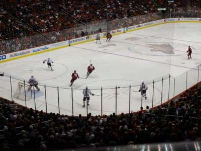Gila River Arena, section: C1, row: A, seat: 3