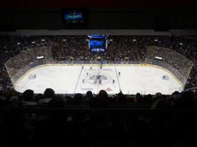 Air Canada Centre, section: 320, row: 19, seat: 1