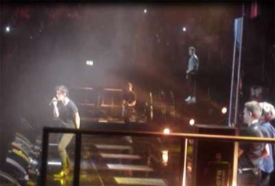 The O2 Arena, section: 113, row: J , seat: 413