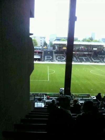 Providence Park, section: 215, row: K, seat: 2