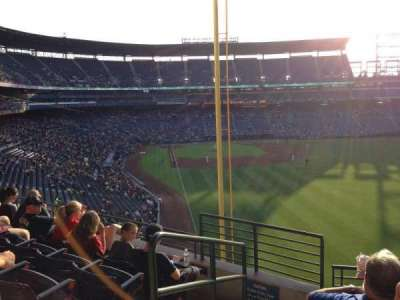 Turner Field, section: 331, row: 5, seat: 1