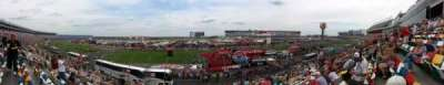 Charlotte Motor Speedway, section: General Motors G, row: 20, seat: 27