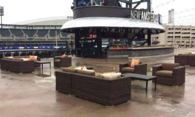 Comerica Park section Pepsi Porch