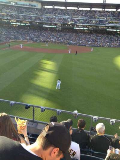 Pnc Park, section: 143, row: E, seat: 5