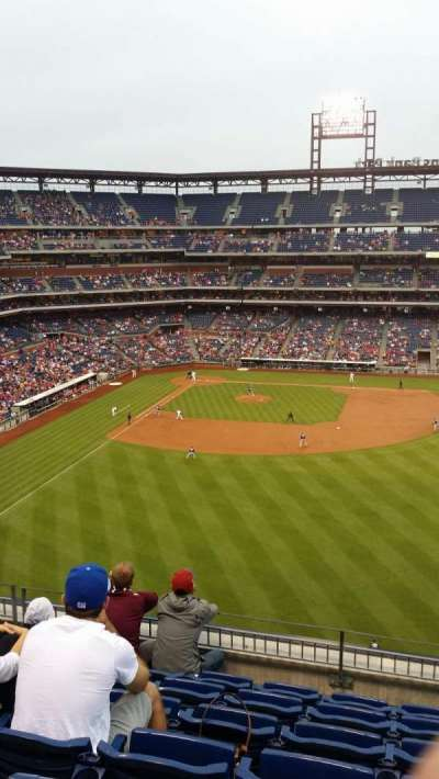 Citizens Bank Park section 302