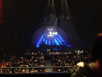 McCaw Hall section Dress Circle 23