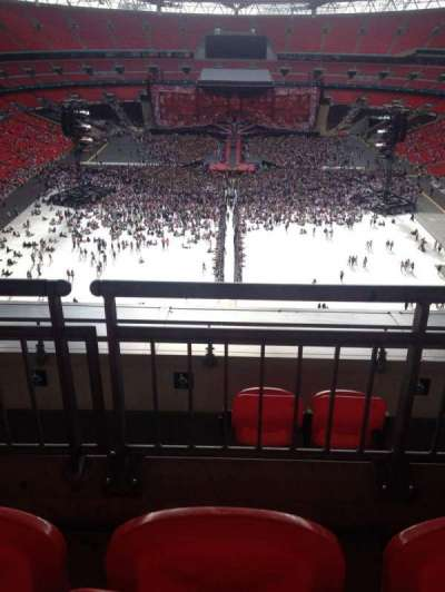 Wembley Stadium, section: 514, row: 16, seat: 1