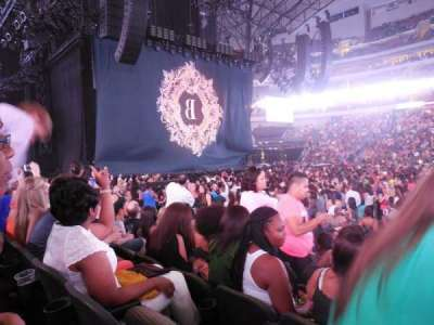 American Airlines Center, section: 119, row: 6, seat: 7