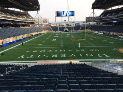 Investors Group Field section 141