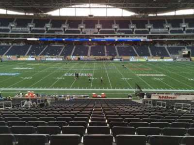 Investors Group Field section 106