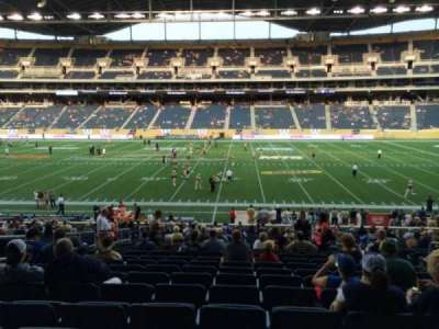 Investors Group Field section 128