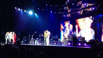 Jiffy Lube Live, section: Orchestra 1, row: K, seat: 5