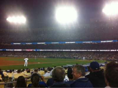 Dodger Stadium section 31FD