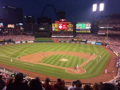 Busch Stadium, section: 252, row: 7, seat: 6