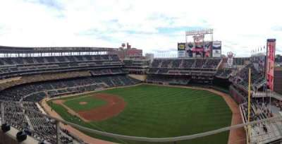 Target Field section 303